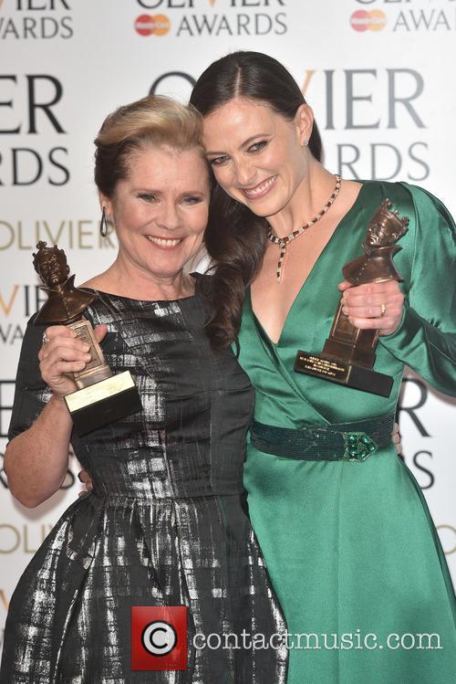 Imelda Staunton and Lara Pulver 2