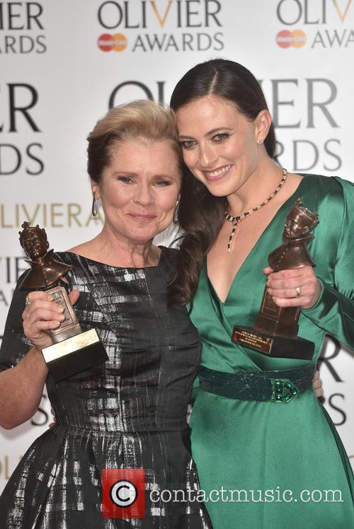 Imelda Staunton and Lara Pulver 3