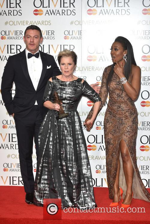 Imelda Staunton, Luke Evans and Beverley Knight 6