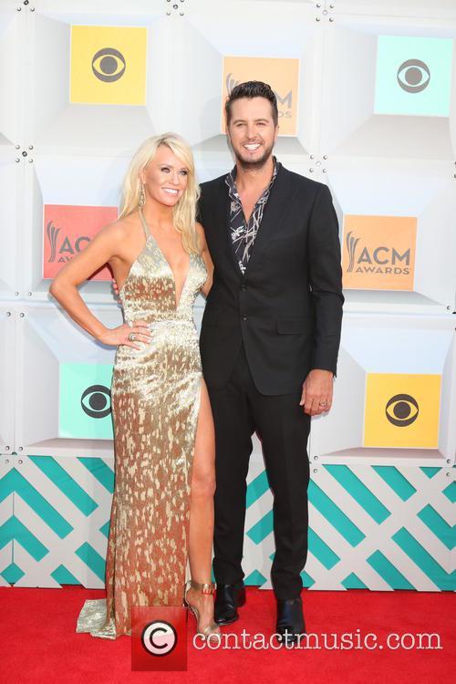 Caroline Bryan and Luke Bryan 1