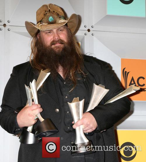 51st Academy of Country Music - Press Room