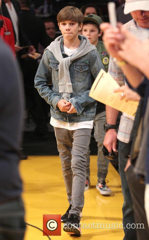 Romeo Beckham 1