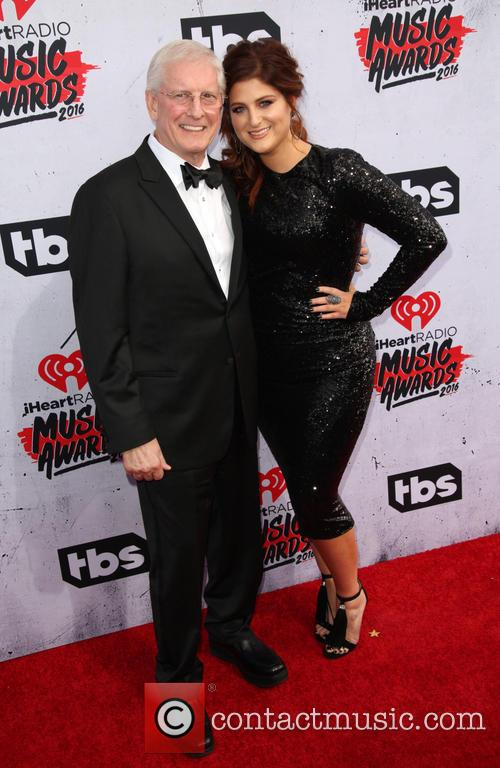 Gary Trainor and Meghan Trainor 1