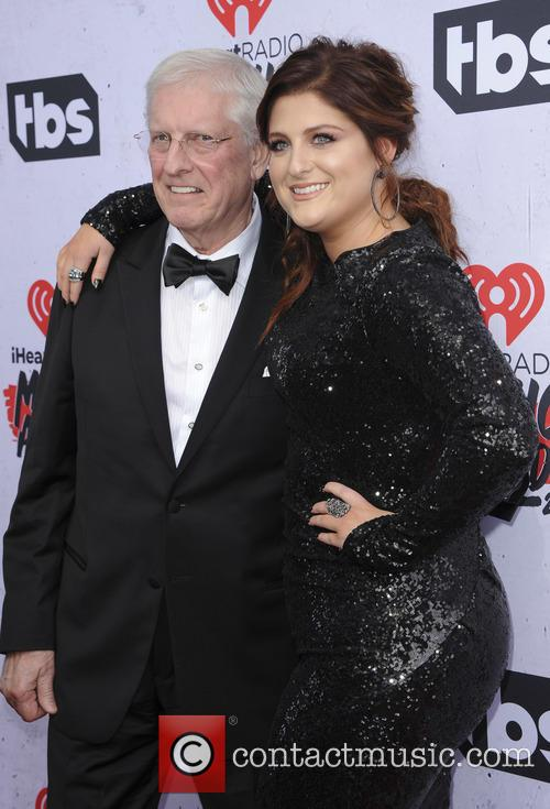 Meghan Trainor and Dad 1