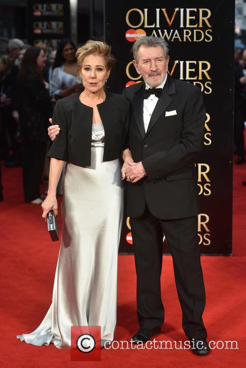 Zoe Wanamaker and Gawn Grainger 2