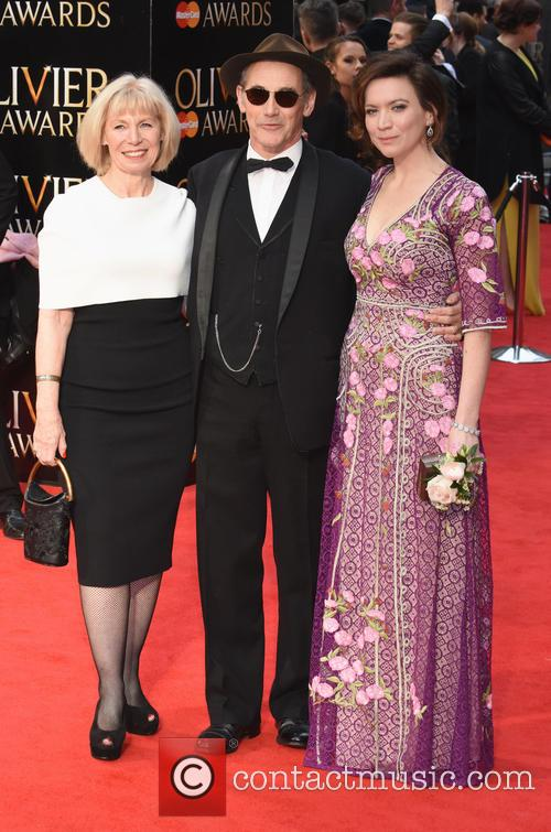 Claire Van Kampen, Mark Rylance and Juliet Rylance