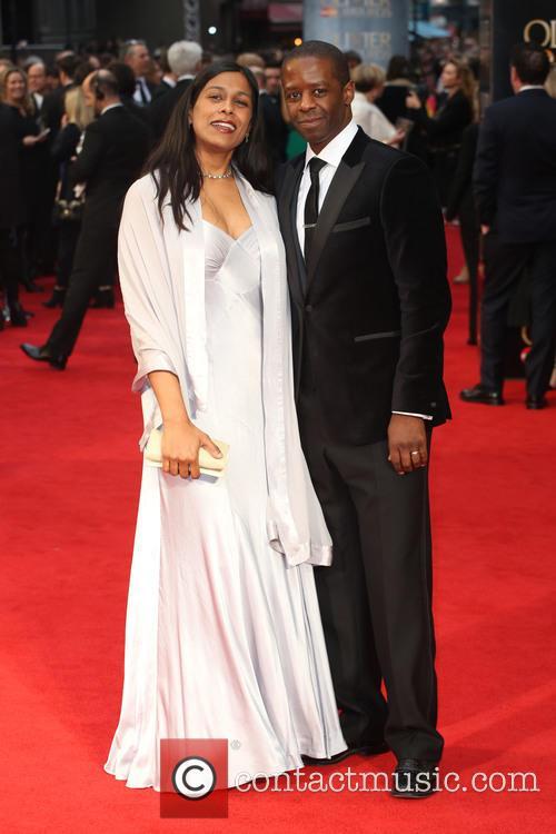 Lolita Chakrabarti and Adrian Lester 1