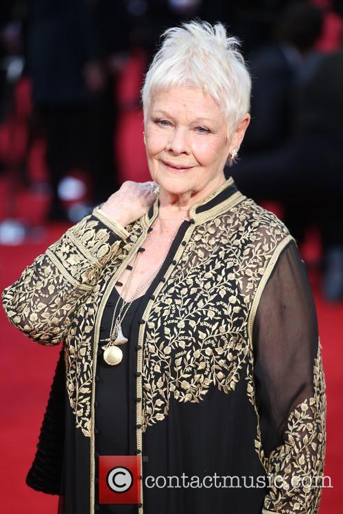 Judi Dench And Lin-manuel Miranda Win Laurence Olivier Awards
