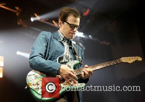 Weezer and Rivers Cuomo 8