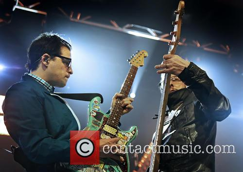 Weezer and Rivers Cuomo 9