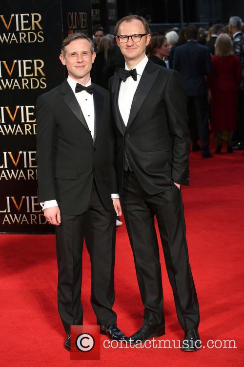 Ian Hallard and Mark Gatiss