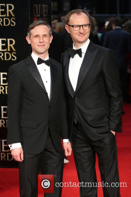 Ian Hallard and Mark Gatiss 2