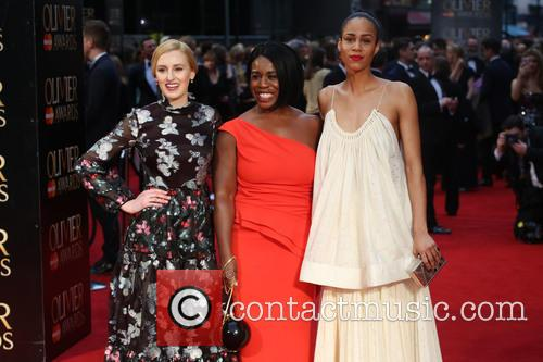 Laura Carmichael, Uzo Aduba and Zawe Ashton 10
