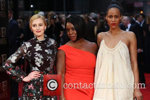 Laura Carmichael, Uzo Aduba and Zawe Ashton 11