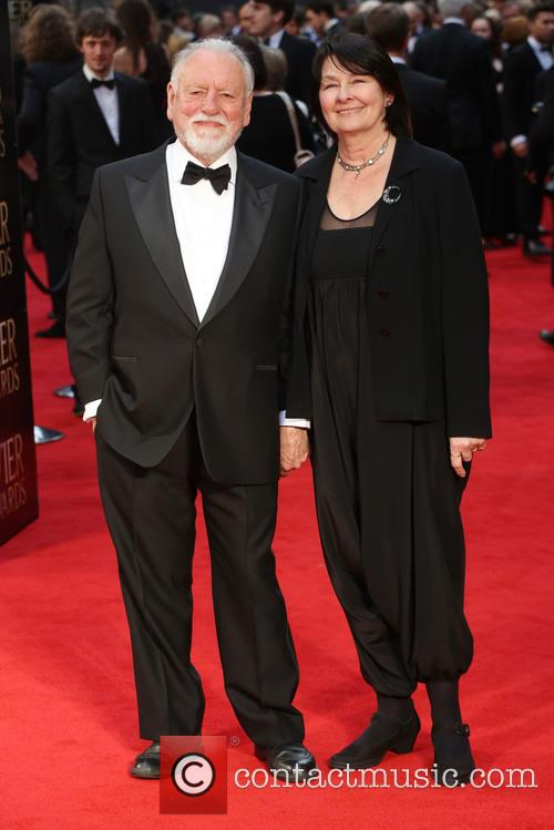 Kenneth Cranham and Diana Quick