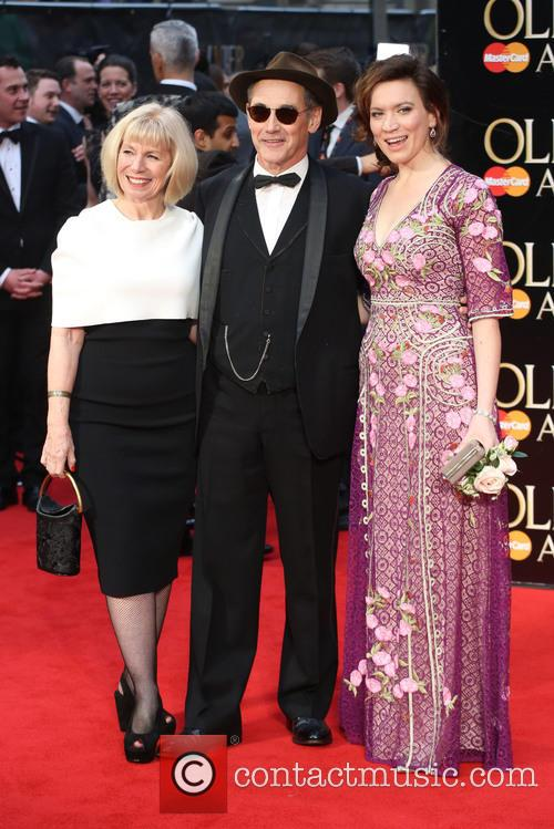 Claire Van Kampen, Mark Rylance and Juliet Rylance 1