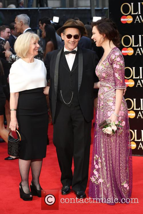 Claire Van Kampen, Mark Rylance and Juliet Rylance 2