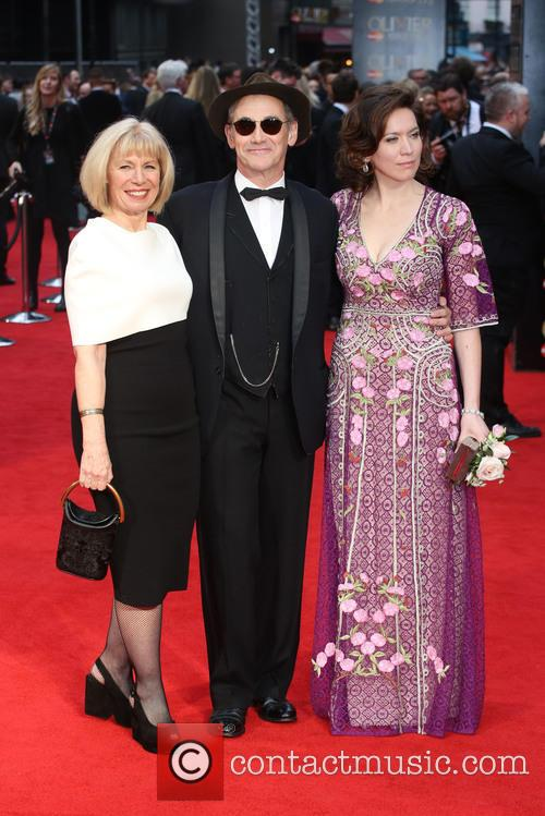 Claire Van Kampen, Mark Rylance and Juliet Rylance 3
