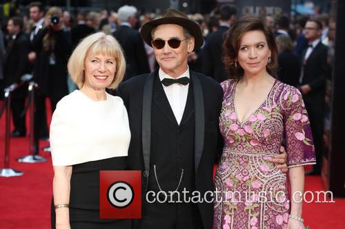 Claire Van Kampen, Mark Rylance and Juliet Rylance 4