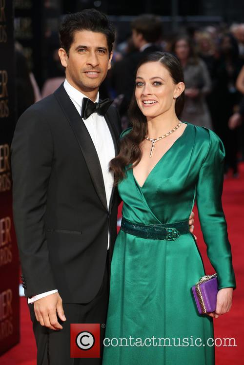 Raza Jaffrey and Lara Pulver 3