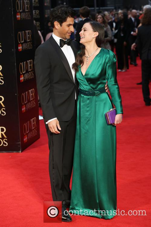 Raza Jaffrey and Lara Pulver 4