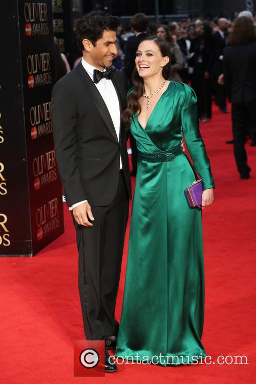 Raza Jaffrey and Lara Pulver 5