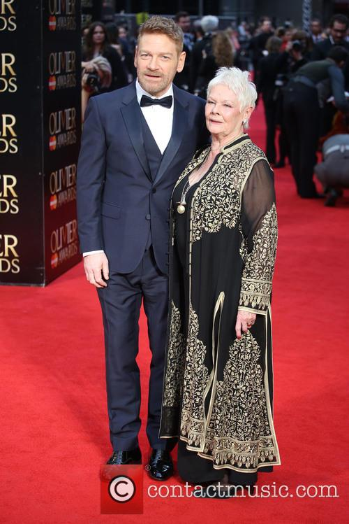 Kenneth Branagh and Dame Judi Dench 1