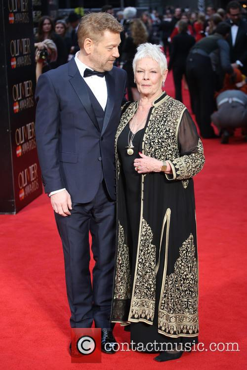 Kenneth Branagh and Dame Judi Dench 3