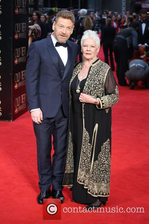 Kenneth Branagh and Dame Judi Dench 4