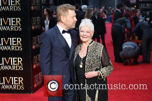 Kenneth Branagh and Dame Judi Dench 5