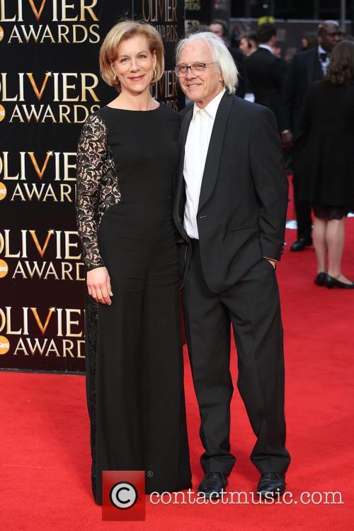 Juliet Stevenson and Hugh Brody