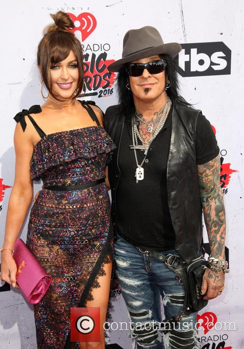 Courtney Sixx and Nikki Sixx 3