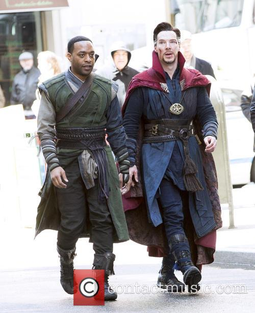 Chiwetel Ejiofor and Benedict Cumberbatch 6