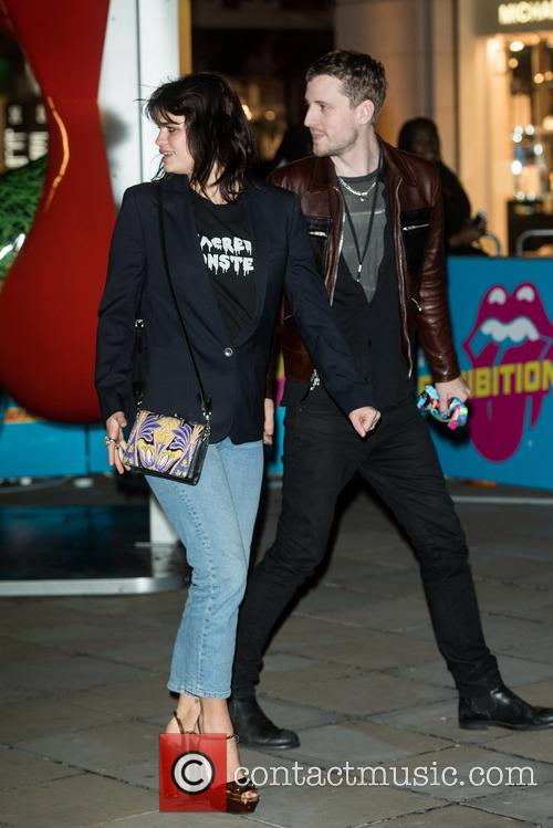 Pixie Geldof and Guest 1