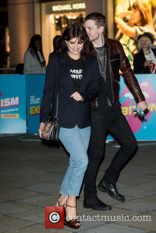Pixie Geldof and Guest 3