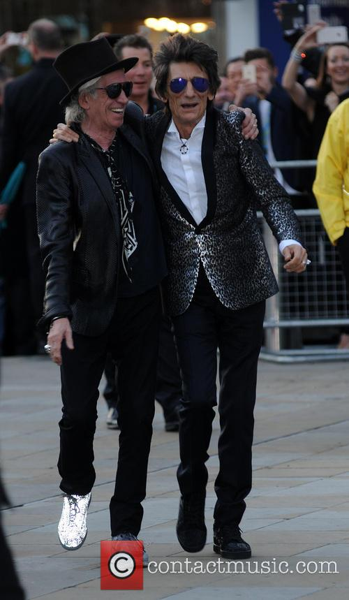 Keith Richards and Ron Wood 6