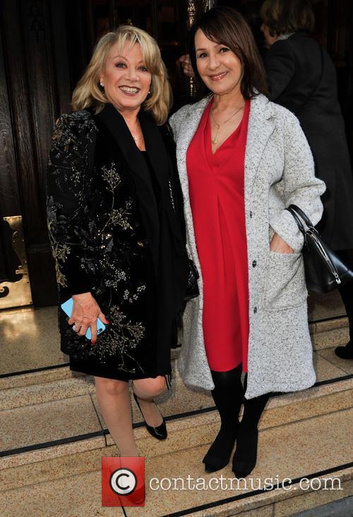 Elaine Paige and Arlene Philips 3