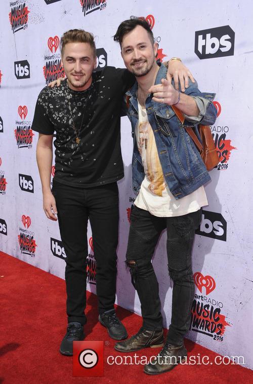 Dustin Belt and Kendall Schmidt
