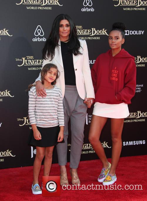 Tallulah Ruth Dash, Rachel Roy and Ava Dash 1