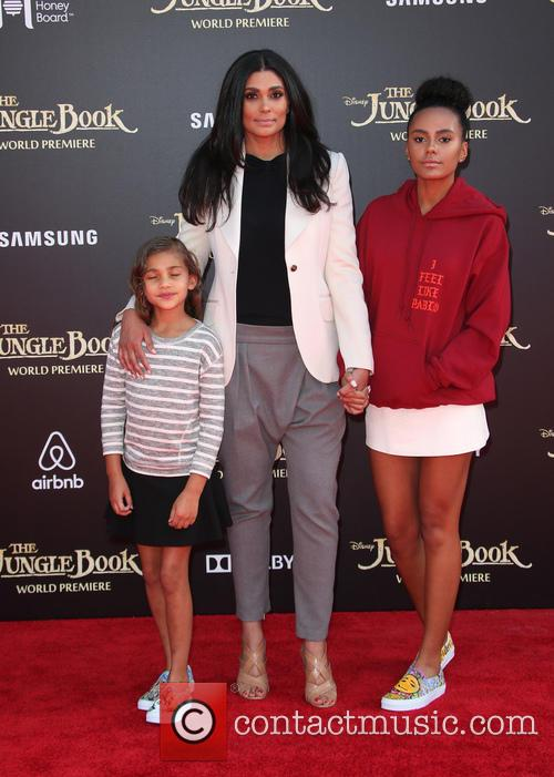 Tallulah Ruth Dash, Rachel Roy and Ava Dash 2
