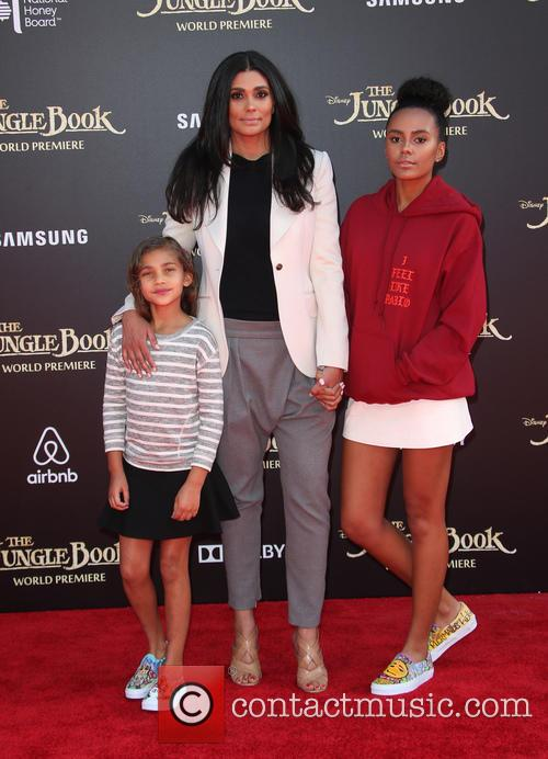 Tallulah Ruth Dash, Rachel Roy and Ava Dash 3