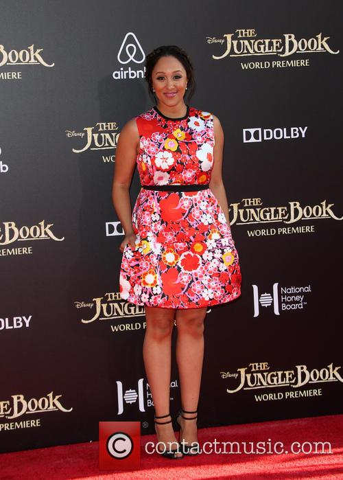 Tamera Mowry and Walt Disney 2