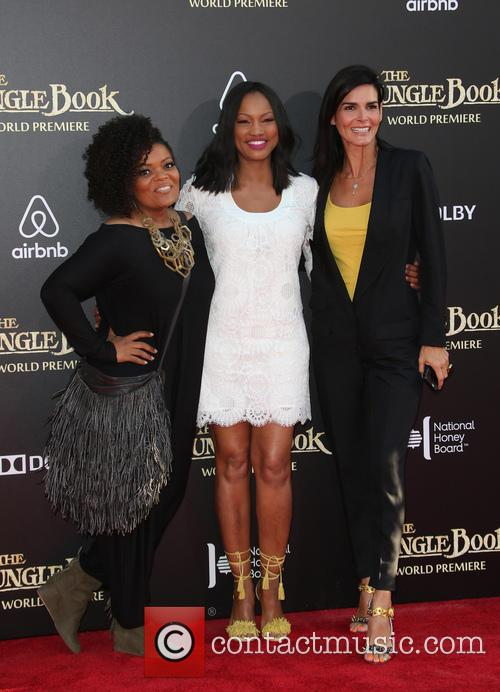 Yvette Nicole Brown, Garcelle Beauvais and Angie Harmon 1