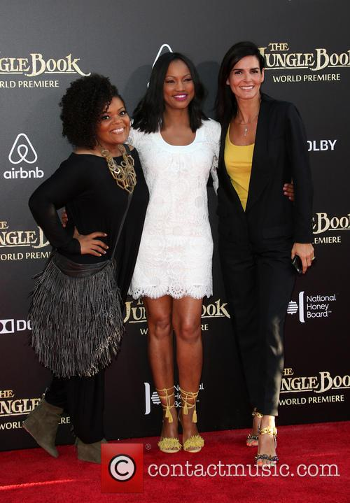 Yvette Nicole Brown, Garcelle Beauvais and Angie Harmon 2