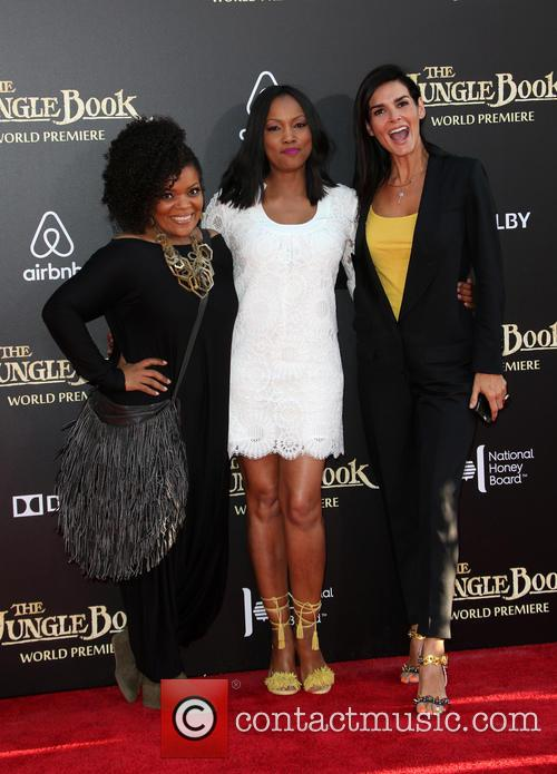 Yvette Nicole Brown, Garcelle Beauvais and Angie Harmon 4