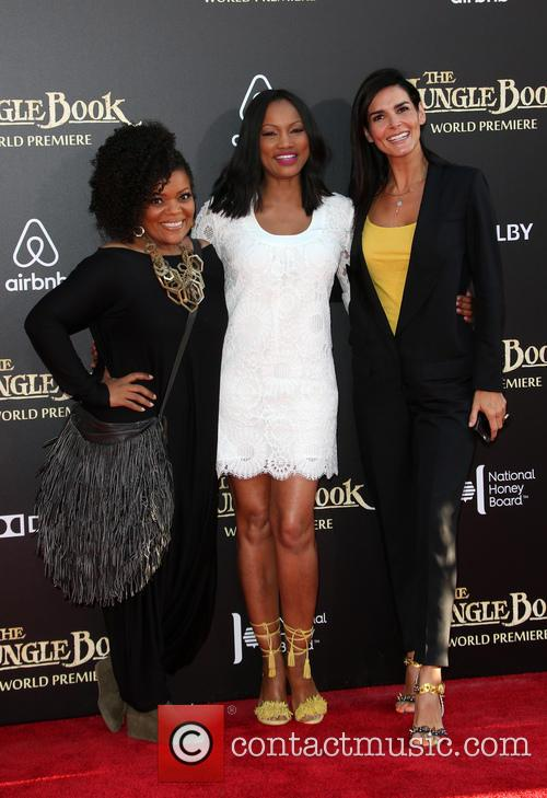Yvette Nicole Brown, Garcelle Beauvais and Angie Harmon 5