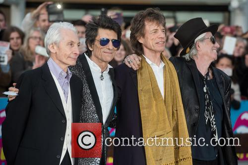 Rolling Stones, Mick Jagger, Keith Richards, Charlie Watts and Ronnie Wood 9