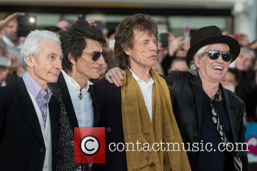 Rolling Stones, Mick Jagger, Keith Richards, Charlie Watts and Ronnie Wood 10