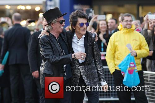 Keith Richards and Ronnie Wood 10
