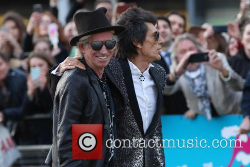 Keith Richards and Ronnie Wood 11